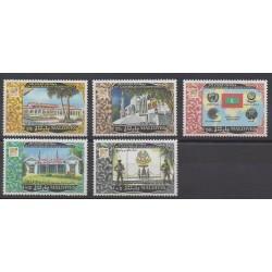 Maldives - 1989 - No 1227/1231 - Histoire