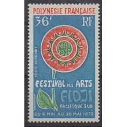 Polynesia - Airmail - 1972 - Nb PA63