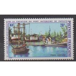 Polynesia - Airmail - 1972 - Nb PA60 - Boats