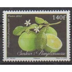 Polynésie - 2012 - No 997 - Fruits ou légumes