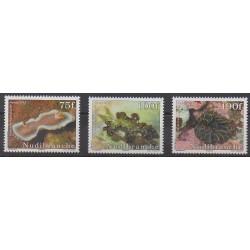 Polynésie - 2012 - No 991/993 - Animaux marins