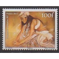Polynésie - 2012 - No 996