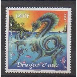 Polynésie - 2012 - No 978 - Horoscope