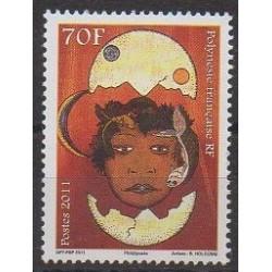 Polynésie - 2011 - No 975