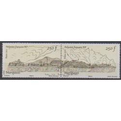 Polynesia - 2011 - Nb 973/974 - Sights