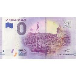 Euro banknote memory - 24 - La Roque Gageac - 2019-1