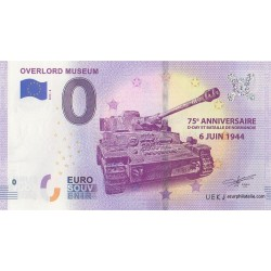 Euro banknote memory - 14 - Overlord Muséum - 2019-5