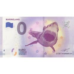Euro banknote memory - 06 - Marineland - 2019-4