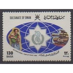 Oman - 1986 - No 282