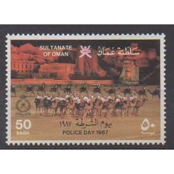 Oman - 1987 - No 286