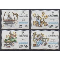 Oman - 1988 - Nb 300/303 - Craft