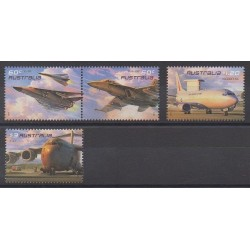Australie - 2011 - No 3401/3404 - Aviation