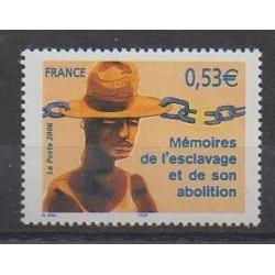 France - Poste - 2006 - No 3903 - Droits de l'Homme