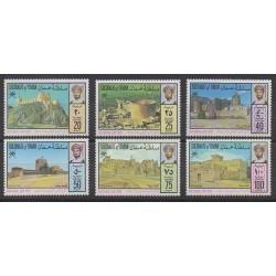 Oman - 1978 - Nb 170/175 - Castles