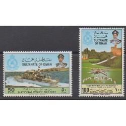 Oman - 1982 - No 208/209