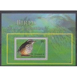 Saint Vincent (Grenadines) - 2007 - Nb BF619 - Birds