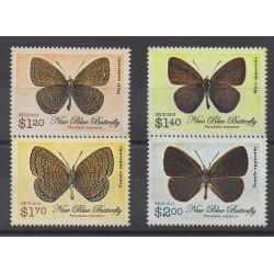 Niue - 2013 - No 954/957 - Insectes