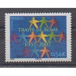 France - Poste - 2007 - Nb 4030 - Europe