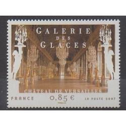 France - Poste - 2007 - Nb 4119 - Castles