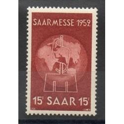 Saar - 1952 - Nb 304