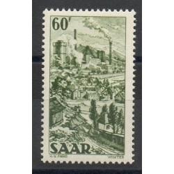 Saar - 1951 - Nb 290