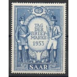 Saar - 1953 - Nb 321