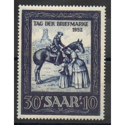 Saar - 1952 - Nb 303