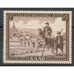 Saar - 1951 - Nb 291