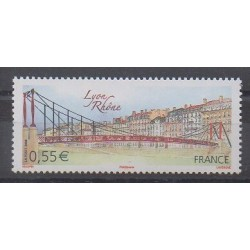France - Poste - 2008 - Nb 4171 - Bridges