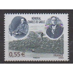 France - Poste - 2008 - Nb 4243 - De Gaullle