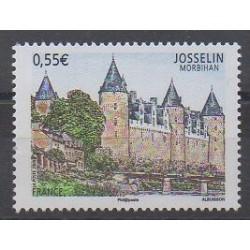 France - Poste - 2008 - Nb 4281 - Castles
