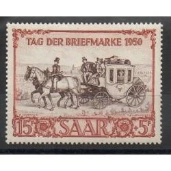 Saar - 1950 - Nb 270