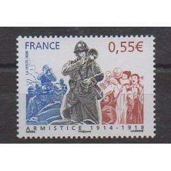 France - Poste - 2008 - Nb 4322 - First World War