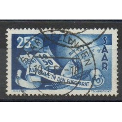 Saar - 1950 - Nb 277 - Used