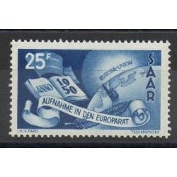 Saar - 1950 - Nb 277