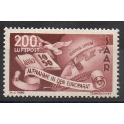 Saar - 1950 - Nb PA 13