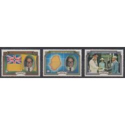 Niue - 1984 - Nb 455/457