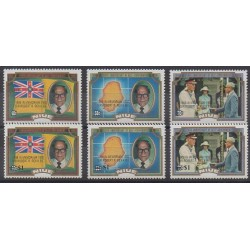 Niue - 1993 - Nb 618/623 - Celebrities