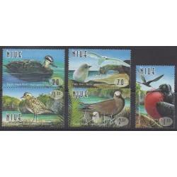 Niue - 1998 - Nb 685/689 - Birds