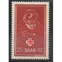 Saar - 1950- Nb 271 - Health