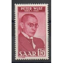Saar - 1950 - Nb 268