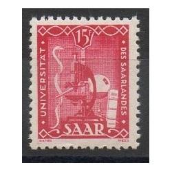 Saar - 1949 - Nb 252