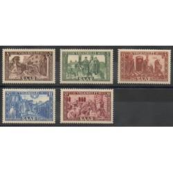 Saar - 1950 - Nb 278/282