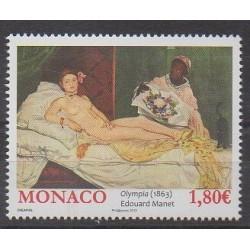 Monaco - 2012 - No 2857 - Peinture