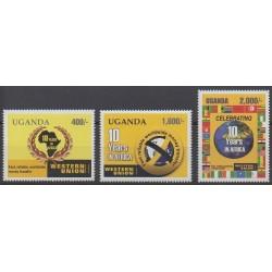 Ouganda - 2006 - No 2179/2181