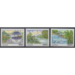 Uganda - 2007 - Nb 2192/2194 - Environment
