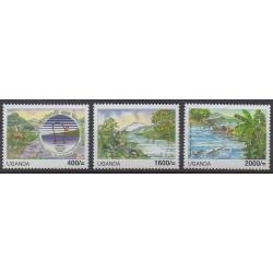 Ouganda - 2007 - No 2192/2194 - Environnement