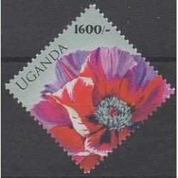 Uganda - 2009 - Nb 2235 - Flowers