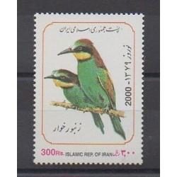 Iran - 2000 - Nb 2569 - Birds