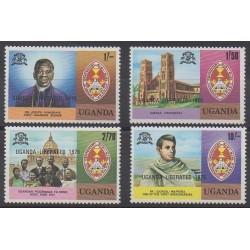 Ouganda - 1979 - No 188/191